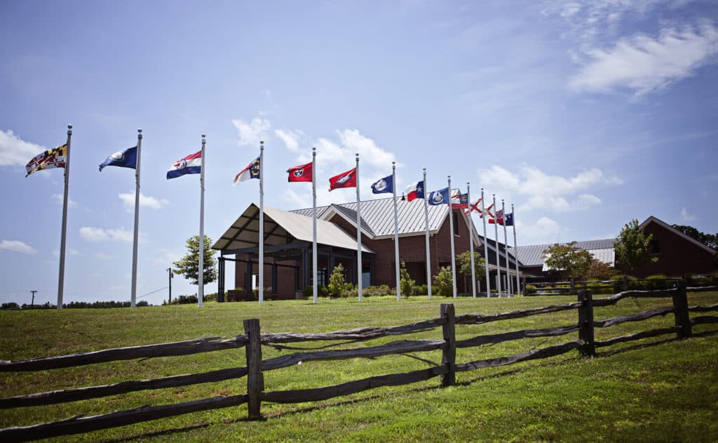 The Museum of the Confederacy-Appomattox location, 159 Horseshoe Road in Appomattox, VA.