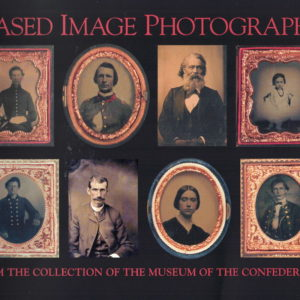 front cover of the museum of the confederacys catalog of cased image photographs