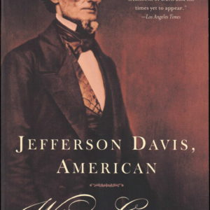 front cover of william j coopers - jefferson davis american
