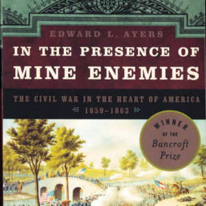 front cover of ed ayres - in the presence of mine enemies
