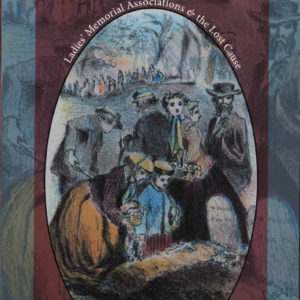 front cover of caroline janneys - burying the dead but not the past