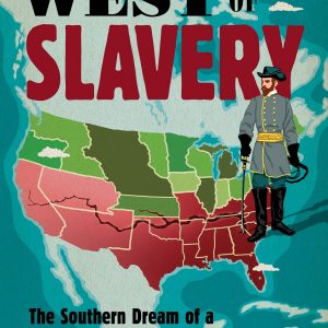 West Of Slavery by Kevin Waite book cover